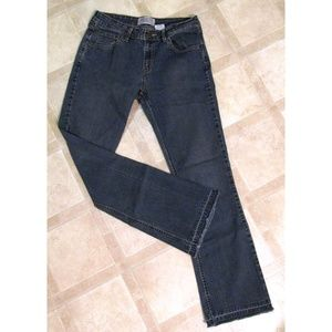 Levi's Signature Stretch Low Rise Boot Cut 8M